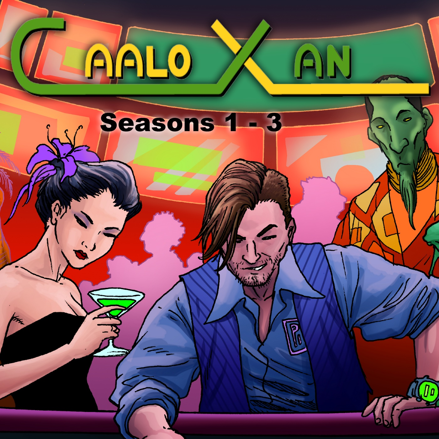 Episode – Caalo Xan: Sci-Fi Audio Drama